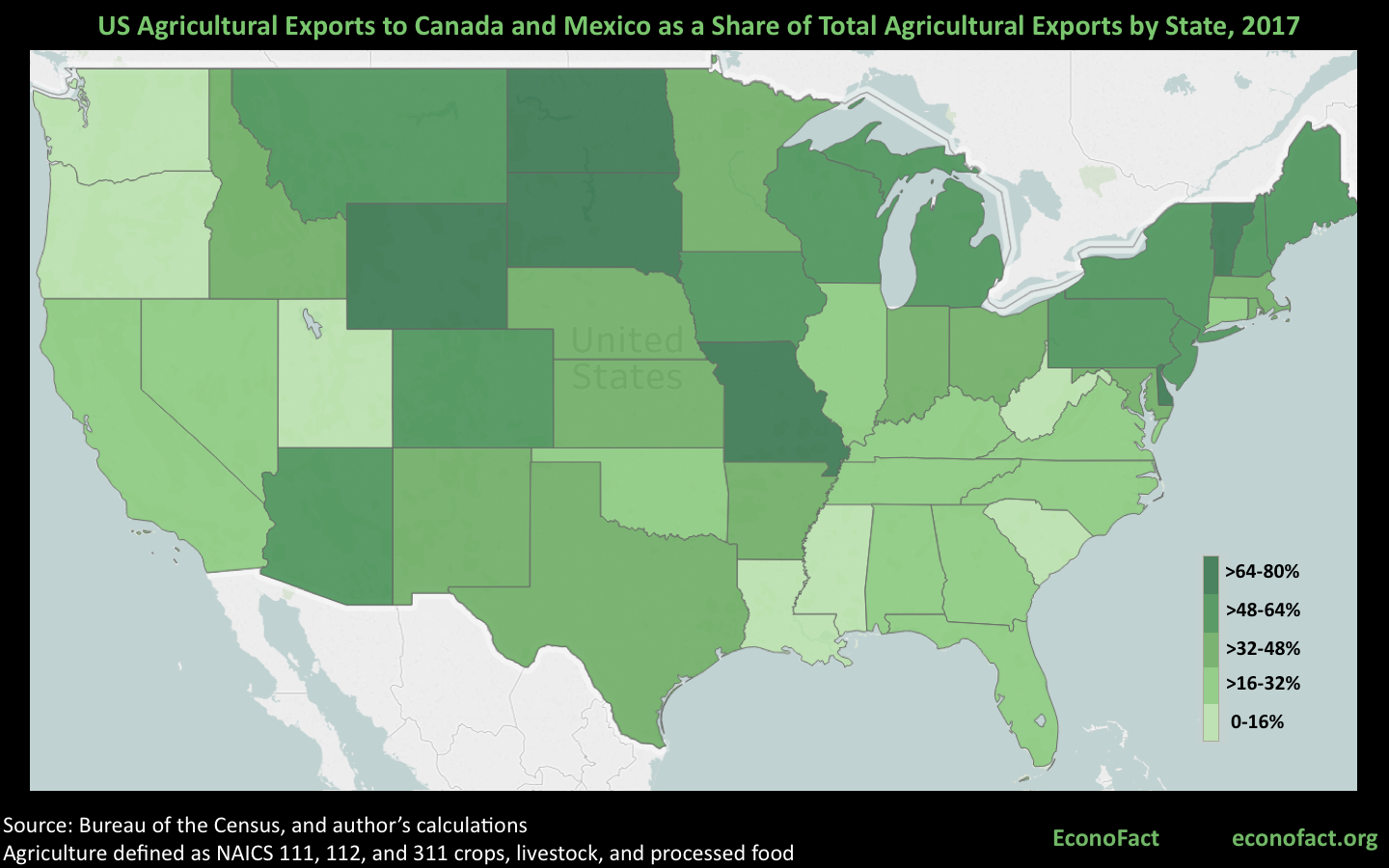 Threats to U.S. Agriculture from U.S. Trade Policies | Econofact