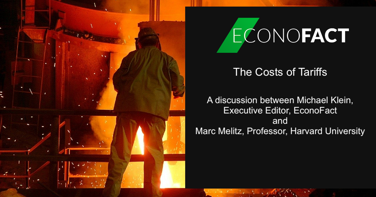 The Costs of Tariffs (VIDEO)