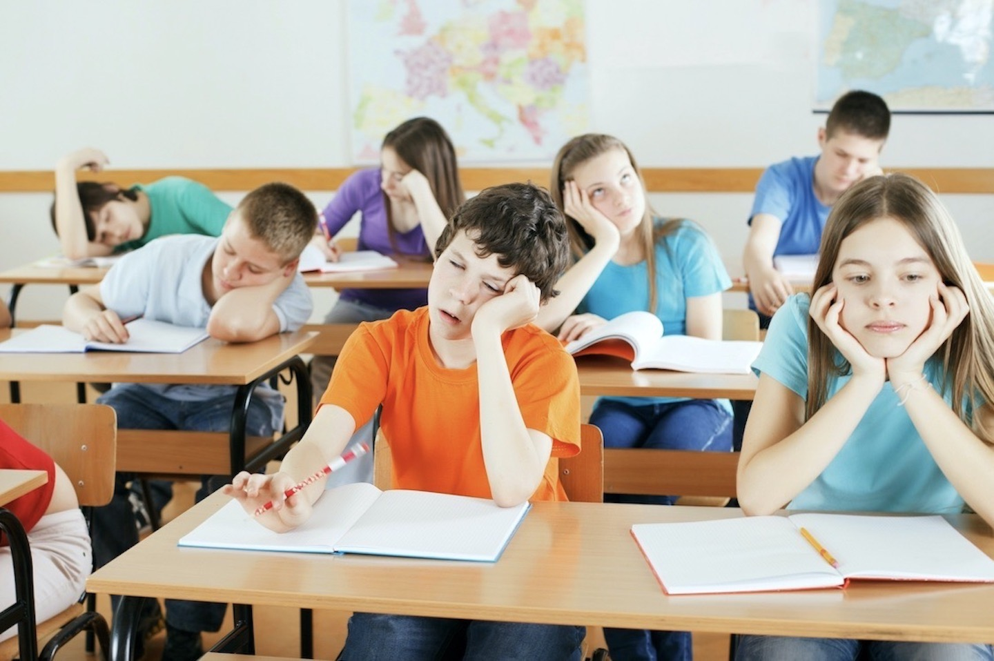 Impacts of Warming Temperatures on Education and Learning
